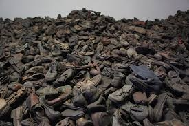 Shoes mean life or death , Holocaust Matters