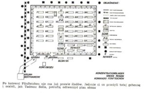 funfteichen-plan-of concentration-camp