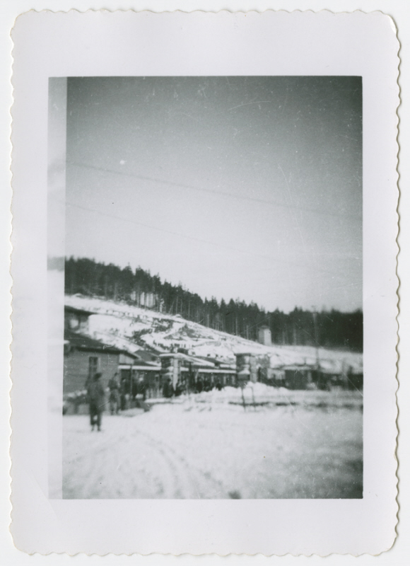 Flossenbürg-exterior-concentration camp