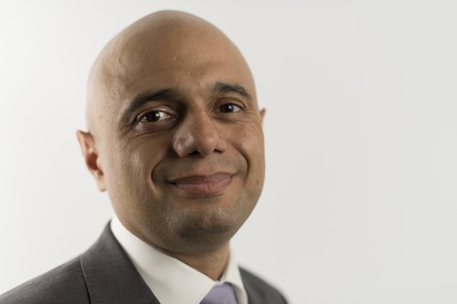Sajid Javid, UK Secretary of State for Communities and Local Government
