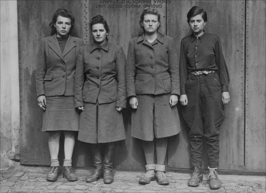 female-guards